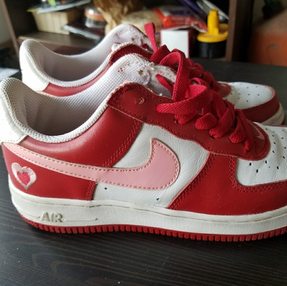 Nike Shoes Air Force 1 Valentines Day Edition Poshmark