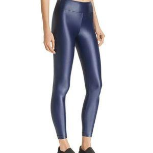 Reduced!New Koral high Rise lustrous blue leggings