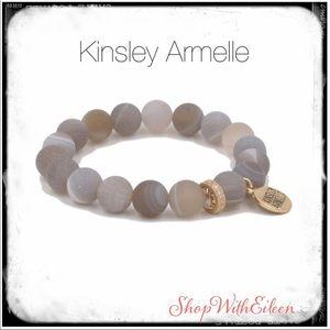 Kinsley Armelle ETERNITY CINDER BRACELET