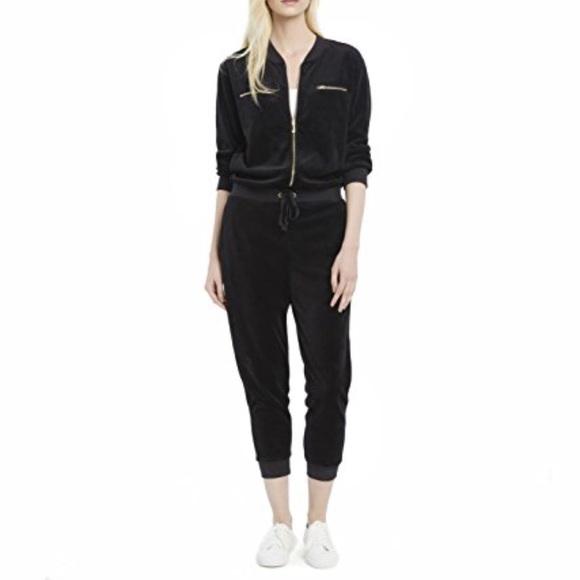 662559cb8a40 Juicy Couture Pants - Juicy Couture Black Label Jumpsuit