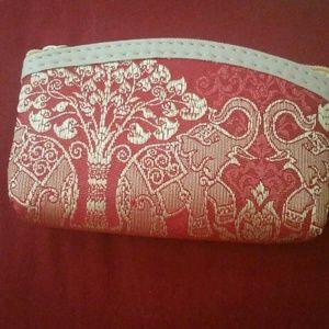 Handbags - Silk coin purse mini