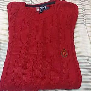 VINTAGE men's Chaps Ralph Lauren sweater