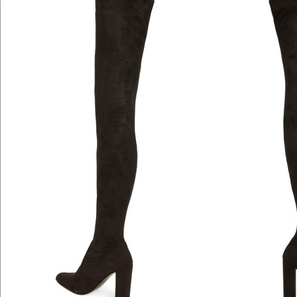 e4e54e1a50f EZRA THIGH HIGH BOOTS by Steve Madden. M 59f6bad14e95a337c9099ec0