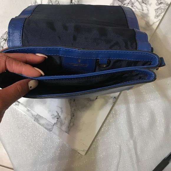 Pour La Victoire Bags - Lil blue purse