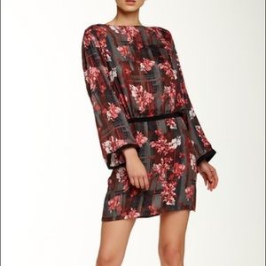 NWT Young Fabulous & Broke Tristen Floral Dress