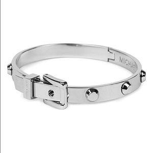 Michael Kors Jewelry Astor Belt Buckle Bangle Bracelet Poshmark