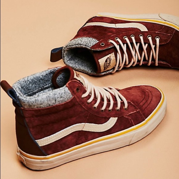 c5cb0818f0 Free People Vans Sk8 hi DX MTE 7.5 cappuccino. M 59f6ff80b4188edf3a09d398.  Other Shoes ...