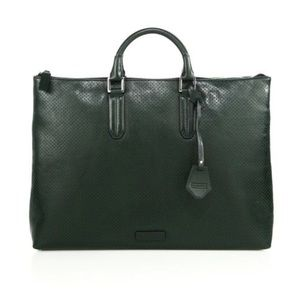 Minkoff Green Perforated Devin Tote