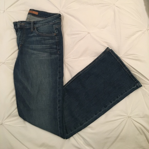 Joe's jeans skinny bootcut adore