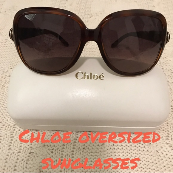 4a22a134c7a Chloe Accessories - 🎉🎁Chloe oversized sunglasses 🕶 Little Havana