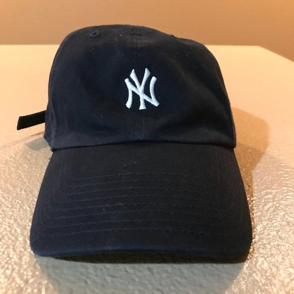 47 brand Other - New York Yankee (small logo) 47brand dad hat 2698435acc4