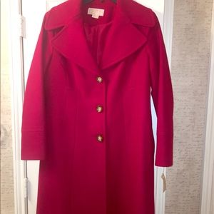 Brand new Michael Kors wool coat.  Super cute!