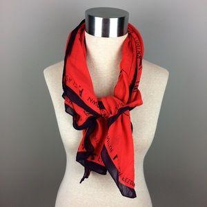 Madewell 1937 CameraClub scarf