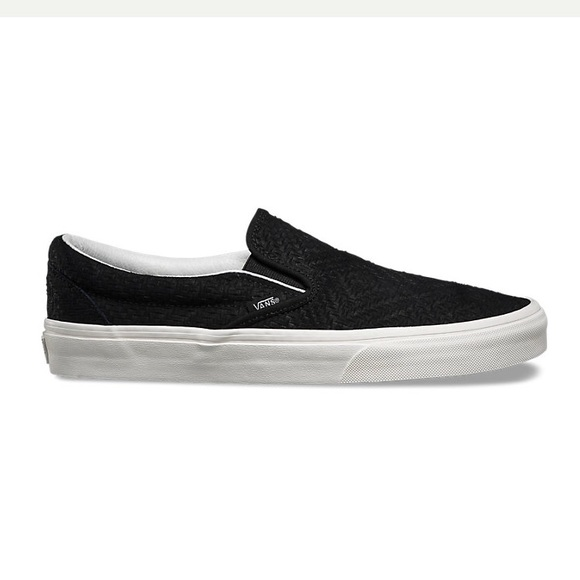 8e26b8d81c Braided Suede Slip on Vans. M 59f732503c6f9f9d410a5218. Other Shoes ...