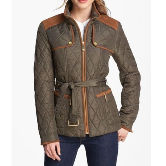 Vince Camuto Jackets Coats V I N C E C A M U T O Quilted Barn