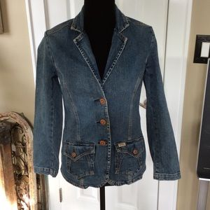 Levi Strauss fitted jean Jacket