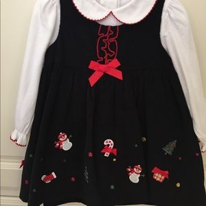 2 Piece Christmas Holiday Dress-NWT!