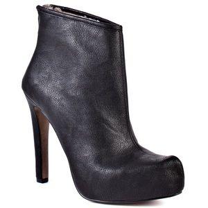 NEW BCBG BCBGeneration Pallin Fur Ankle Boot 7.5