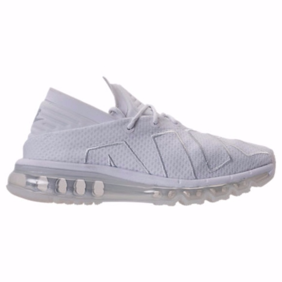 93f9b57300ce Nike Air Max Flair White Pure Platinum 942236-100