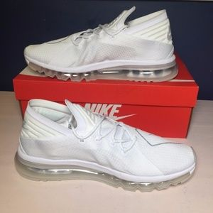 d22454c81c70 Nike Shoes - Nike Air Max Flair White Pure Platinum 942236-100