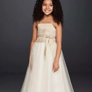 Jr bridesmaids Dress