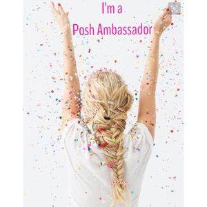 I'm a Poshmark Ambassador🎉💃
