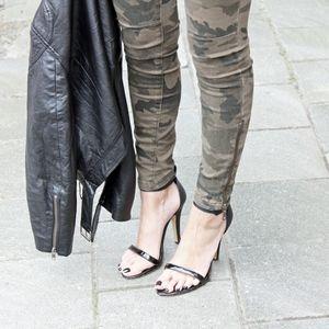 ZARA // Camo pants