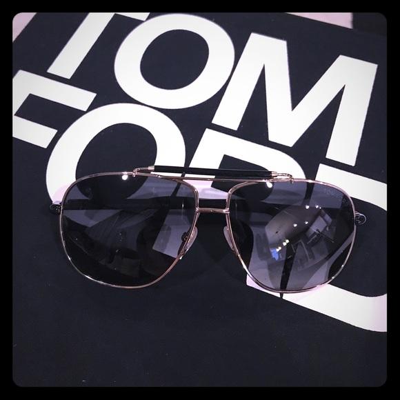 1388681fe344 Authentic Tom Ford Adrian Sunglasses 🕶