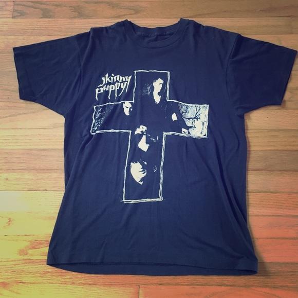 cc238d56e07d Vintage Skinny Puppy t-shirt. M_59f75c3f620ff7d7ce0ae7d6