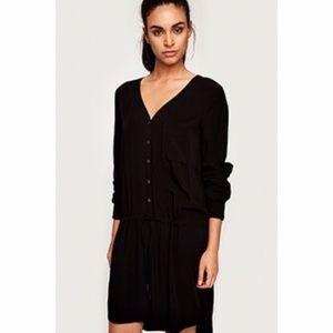 NWT Lolë 'Julietta' black dress