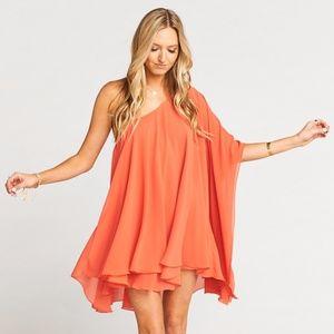 Show Me Your MuMu Dresses - NWT Show Me Your Mumu Zsa Zsa coral dress