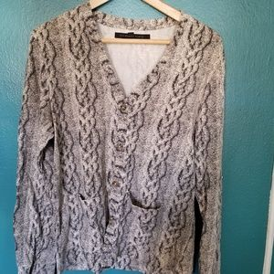 Urban Outfitters Light Cardigan