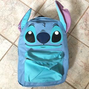 Disney Stitch Backpack Loungefly Bag Kawaii Cute