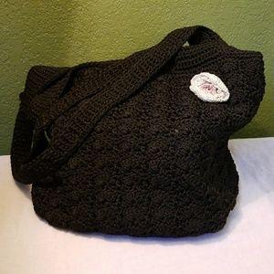 Croft & Barrow crochet purse