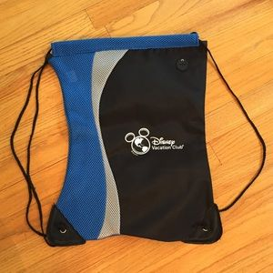 NEW Disney Vacation Club (DVC) Drawstring Backpack