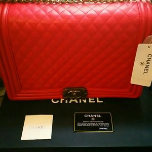 Handbags - Chanel Jumbo Boy Cross Body Bag