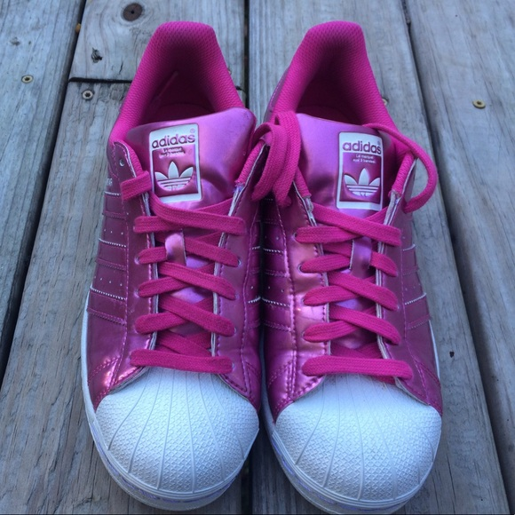 adidas Shoes Poshmark Shiny Pink Poshmark Shoes 578892