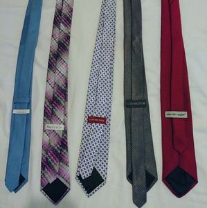 Tie bundles