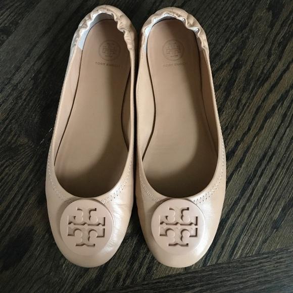 2a92b55bd Nude Tory Burch Minnie Travel Ballet Flats. M_59f7864f5a49d06be60bb780