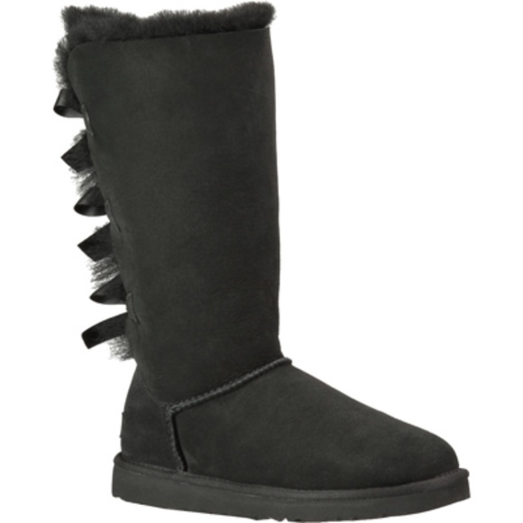 ugg bailey bow blanche