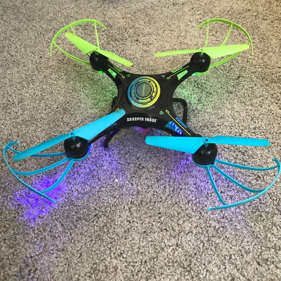 Sharper Image Other Rc Sky Drone With Camera Poshmark