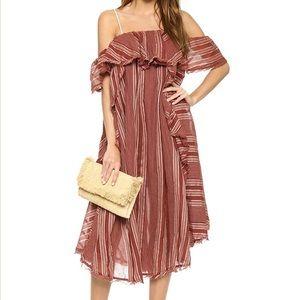 Hooked on a feeling midi Dress