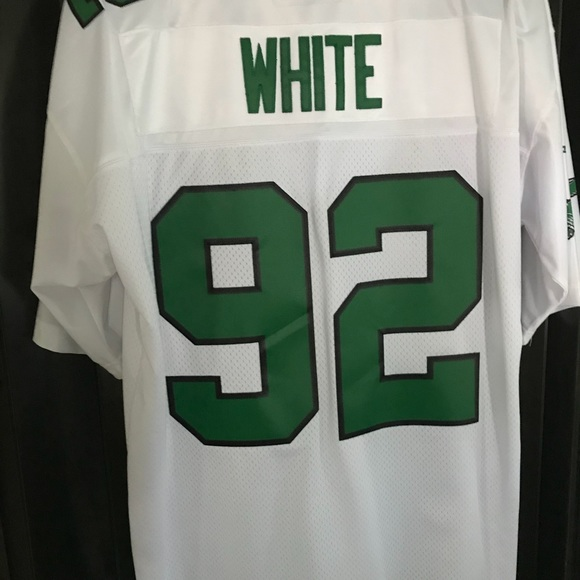competitive price 7a79a 4cc54 Reebok Throwback Reggie White Eagles Jersey