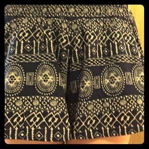 Lulu's patterned shorts