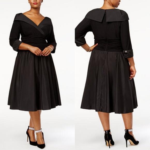 39be7e7b5f666 Jessica Howard Dresses | Plus Size Cocktail Dress | Poshmark