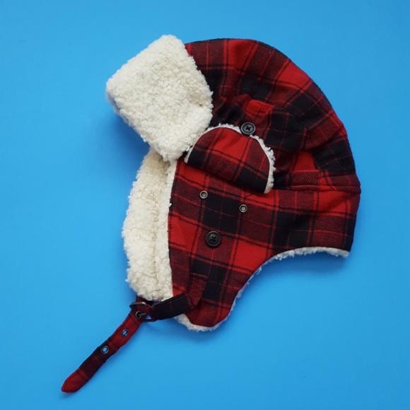 H   M Other - Men s Plaid Trapper Hat 249c8ea5ee6