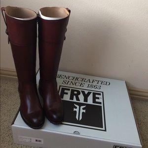 NEW Frye Jayden Button Tall Boots