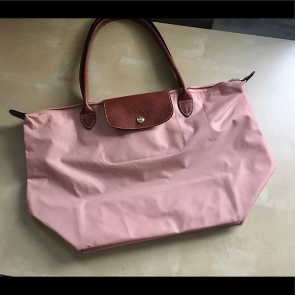 ab880e6bfc Longchamp Handbags - Longchamp Large Le Pliage Tote
