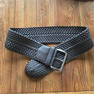Grey Waist Belt