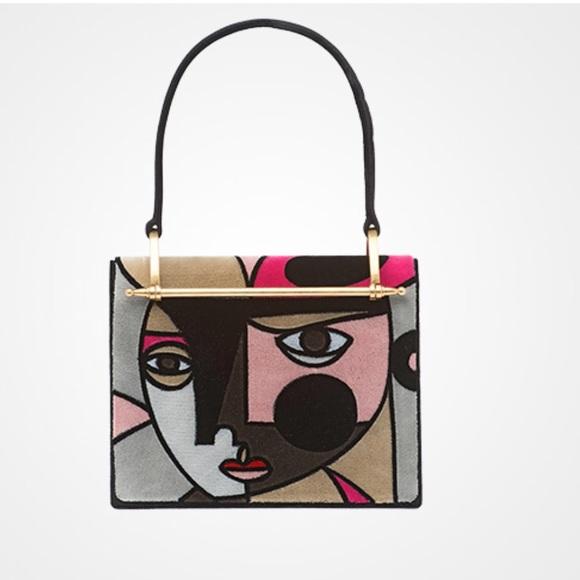 316a0185b58591 Prada Bags   Brand New Velvet Bag   Poshmark